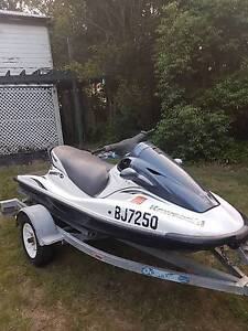 Kawasaki 3 man,  4 stroke, J T 1200 New Farm Brisbane North East Preview