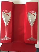 10 x Champagne Flutes - G.H. MUMM Chatswood Willoughby Area Preview