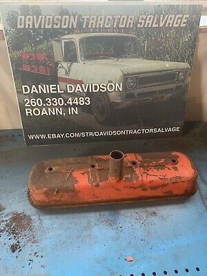 Allis Chalmers Wd Tractor Engine Valve Cover Part Wd45 Rocker Cover