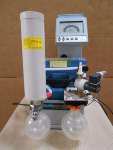 Vacuubrand Gmbh + Co Pump Unit Mdl Cvc 2 Controller /  Pump / 2 Flasks Etc