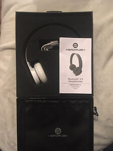 REDUCED PRICE- new blue tooth Headphones