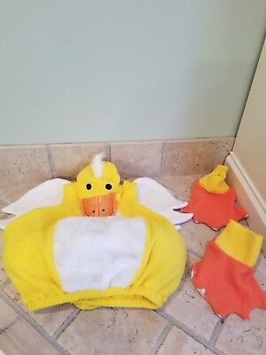 Duck Halloween Costume Toddlers (Halloween Costume ~ Duck ~ 1-2)