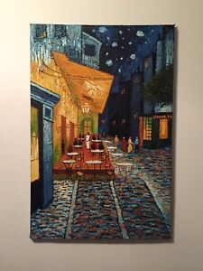 Van Gogh painting 2'x3'