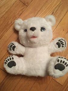 Furreal Polar Bear Like New Never Used