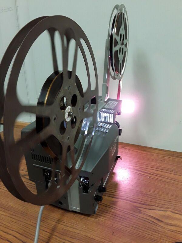 ELMO CX-350 XENON 16MM projector