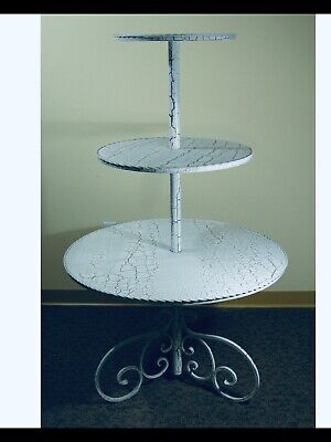3 Teired Display Table Store Fixture For Store Display 60 H.2 4teired Availabe