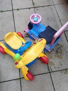 Outdoor toys Thomas tank Leichhardt Leichhardt Area Preview