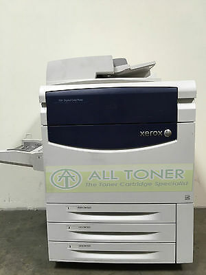 Xerox 700 Digital Color Press Laser Production Printer Copier Scanner 70ppm 700i