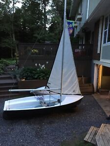 Kolibri sailboat , 12 ft daysailor