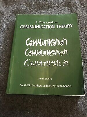 A First Look at Communication Theory Conversations with Communication Theorists