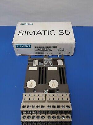 Siemens simatic S5  6ES5 700-8MA11