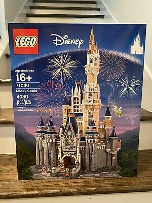 LEGO Disney Cinderella Castle (71040) Disney Princess 4080 Pieces READY TO SHIP