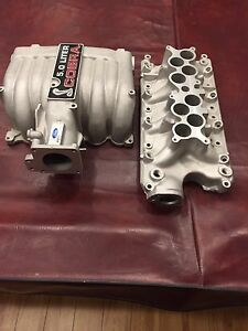 Ford performance 5.0l cobra mustang intake