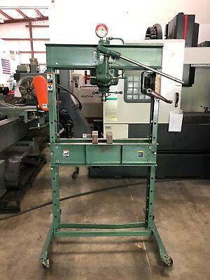 Dake 25h 25 Ton H Frame Hydraulic Press Usa Gmt-2259