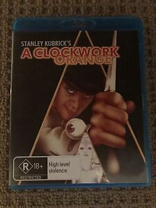 A Clockwork Orange Blu Ray The Junction Newcastle Area Preview