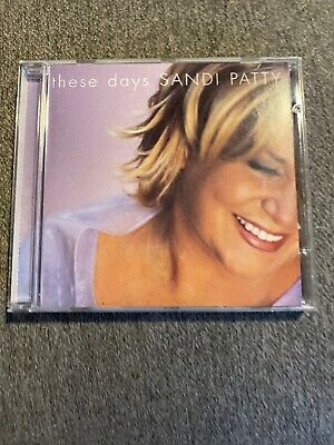 USED CD: Sandi Patty- These Days