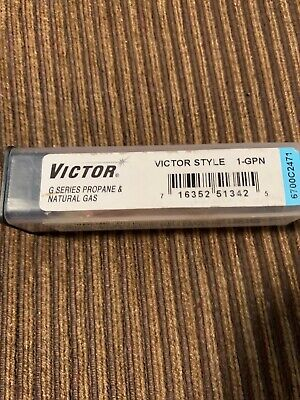 Victor Cutskill Lp Gas Cutting Tip 1-1-gpn 6700c2471