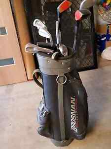 Golf bag and golf set Revesby Heights Bankstown Area Preview