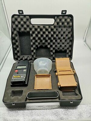 Samap O Test Moisture Tester Made In France Boxed untested as battery is flat