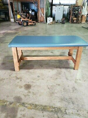 Medical Exam Table Wooden