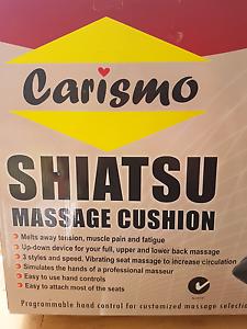 Shiatsu massage cushion Thagoona Ipswich City Preview