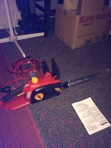 Homelite 14 in. Electric Chain Saw