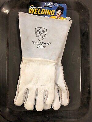Tillman 750m Welding Glovesstickmreinforcedpr