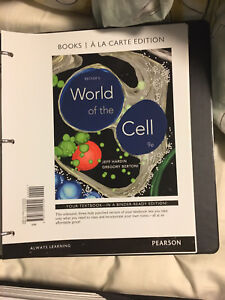 Cell Biology Text book for UPEI