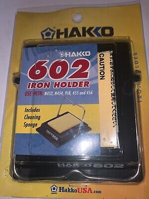 Hakko 602 Iron Holder