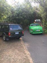 Xj jeep cherokee Tootgarook Mornington Peninsula Preview