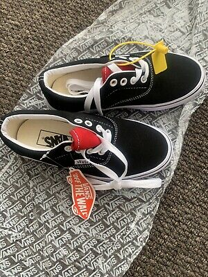 Vans women/men Canvas trainers size 3 new