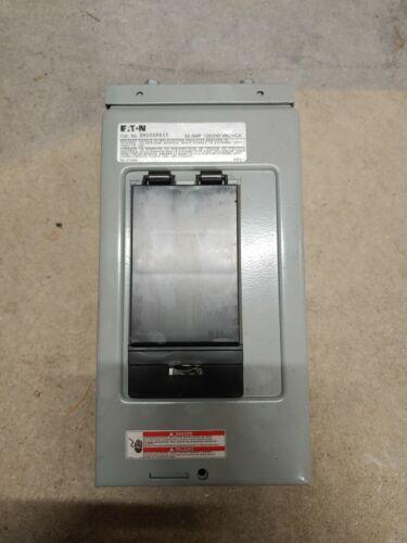 EATON BR50SPAST 50AMP 120/240 VAC/VCA
