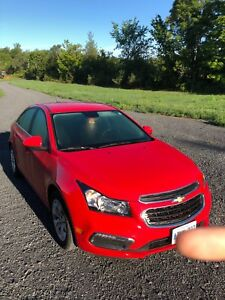 2016 Chevrolet Cruze LT - $299/mo Lease Takeover