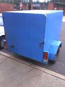 6x4 enclosed trailer Symonston South Canberra Preview