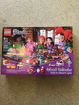 LEGO Friends Advent Calendar 41420 Building Kit 236pcs Block Brand New 2020
