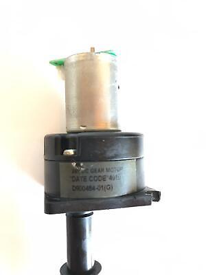 Fargo Motor Servo D900484-01 G 24v Gear Motor Data Code