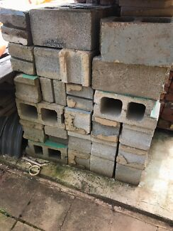 Wanted: Building supplies