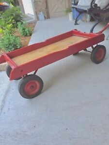 Very cool Vintage Wagon, dolly