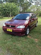 Car 1999 Holden Astra Hatchback Nabiac Great Lakes Area Preview