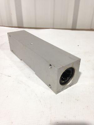 9-12 X 2-14 X 3-12 Aluminium Linear Bearing W 1 Dia. Bore