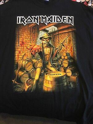 Iron Maiden Chicago Dated Event Shirt XL