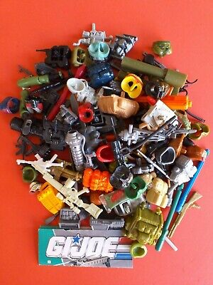 G I JOE, ACTION FORCE weapons, packs, accessories - Multi-Listing - Free :P+P