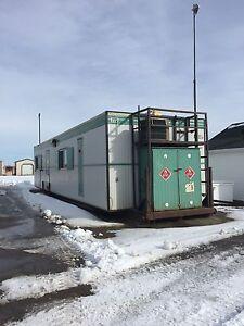 Office shack