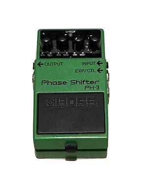 Boss PH3 Phaser Pedal