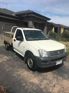 Holden Rodeo RA 2004 / 5 speed manual