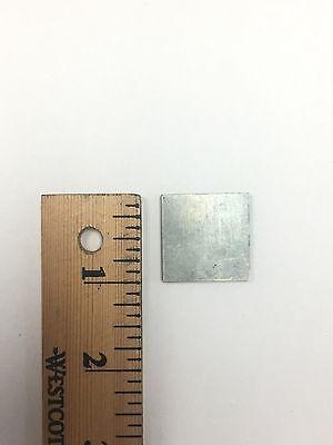 Torrey Hills Tech Moly Molybdenum Sheet Plate Polished 1x1 X 0.118