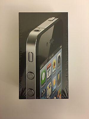 Apple  Iphone 4 8GB Brand New Factory Sealed Unlocked