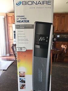 BRAND NEW  Heater with remote control