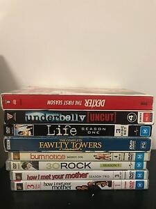 An assortment of DVDs in excellent condition! Melbourne CBD Melbourne City Preview