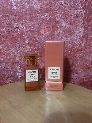 Brand New Tom Ford Bitter Peach Eau De Parfum 50mL(1.7 Fl Oz.)